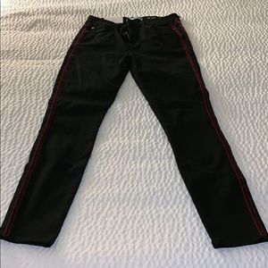 7 for all Mankind Blair Skinny Ankle Size 27 NWT